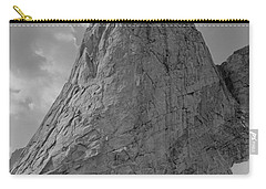 109649-bw-north Face Pingora Peak, Wind Rivers Carry-all Pouch