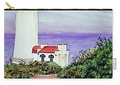 North Head Light House On The Washington Coast Carry-all Pouch