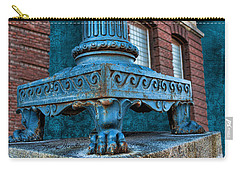North Platte Post Office Lamp Post Carry-all Pouch