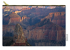 North Rim Sunset Carry-all Pouch