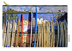 North Shore Surf Shop Carry-all Pouch