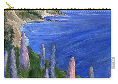 Northern California Cliffs Carry-all Pouch