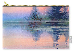 Northern Isle Carry-all Pouch by Teresa Ascone