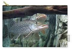Northern Pike Carry-all Pouch