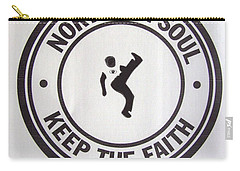 Northern Soul Dancer Carry-all Pouch