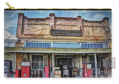 Northington Land And Cattle Carry-all Pouch by Savannah Gibbs