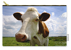 Nosy Cow Carry-all Pouch