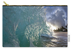 Coconut Curl Carry-all Pouch