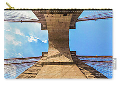 Nothin But Blue Skies Brooklyn Carry-all Pouch