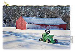 Nothing Runs Like A Deere #1 Carry-all Pouch