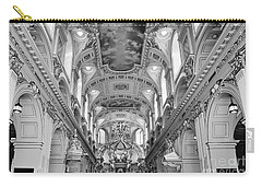 Notre-dame Basilica Carry-all Pouch