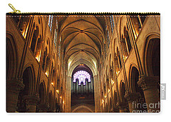 Notre Dame Ceiling Carry-all Pouch