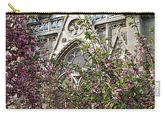 Notre Dame In April Carry-all Pouch