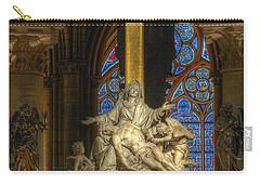 Notre Dame Pieta Carry-all Pouch