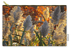 November Lights Carry-all Pouch by Dianne Cowen
