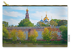 Novodevichy Convent And Cathedral Of Carry-all Pouch