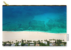 Pipeline Reef From Above Carry-all Pouch