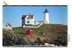 Nubble Lighthouse One Carry-all Pouch