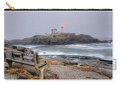 Nubble Lighthouse View Carry-all Pouch
