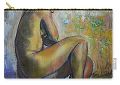 Nude Eva 1 Carry-all Pouch