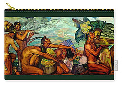 Nuestro Dioses Carry-all Pouch by Pg Reproductions