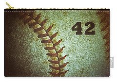Number 42 Carry-all Pouch