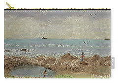 Nuns Pool Below Flagstaff Hill Carry-all Pouch