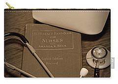 Nurse - The Care Giver Carry-all Pouch