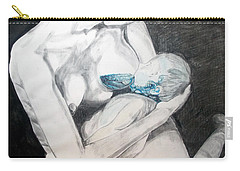 Nurturing The Sea Carry-all Pouch