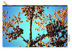 Carry-all Pouch featuring the photograph Nuts And Berries by Matt Harang