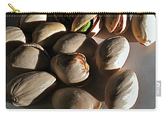 Carry-all Pouch featuring the photograph Nuts by Bill Owen