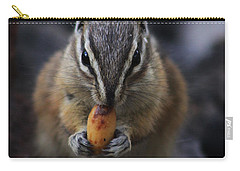 Nuts Carry-all Pouch by Alyce Taylor