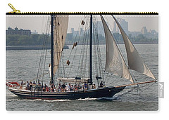 Ny Harbor Schooner Carry-all Pouch