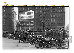 Ny Motorcycle Police Carry-all Pouch