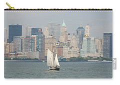 Ny City Skyline Carry-all Pouch