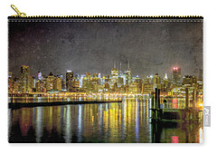 Nyc At Night Carry-all Pouch