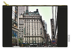 Nyc Radisson Hotel Carry-all Pouch