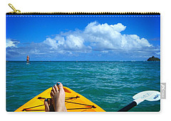 Oahu Toes Carry-all Pouch