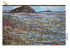 Oak Bay - Low Tide Carry-all Pouch