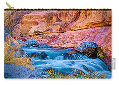 Oak Creek In The Spring Carry-all Pouch