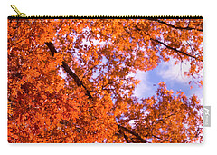 Oak In Evening Sun Carry-all Pouch