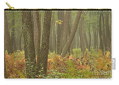 Oak Openings Fog Forest Carry-all Pouch