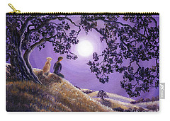 Oak Tree Meditation Carry-all Pouch