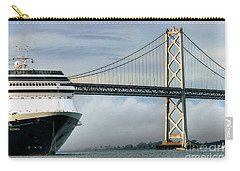 Oakland Bay Bridge  Carry-all Pouch