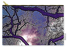 Carry-all Pouch featuring the photograph Oaks 11 by Pamela Cooper