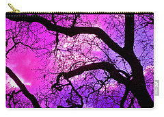 Oaks 17 Carry-all Pouch by Pamela Cooper