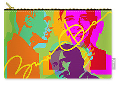 Obama Carry-all Pouch by Jean luc Comperat