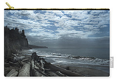 Ocean Beach Pacific Northwest Carry-all Pouch
