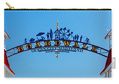 Ocean City Boardwalk Arch Carry-all Pouch