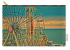 Ocean City Castaway Cove Ferris Wheel Carry-all Pouch